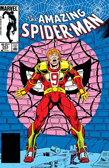 Amazing Spider-Man (1963-1998) #264