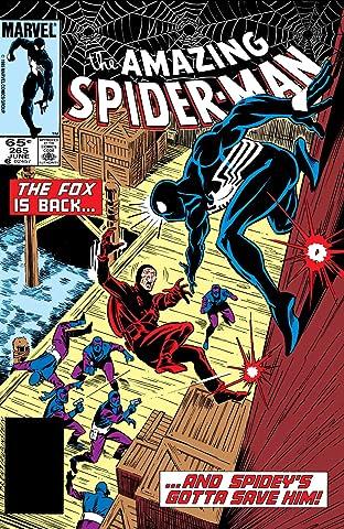 Amazing Spider-Man (1963-1998) #265