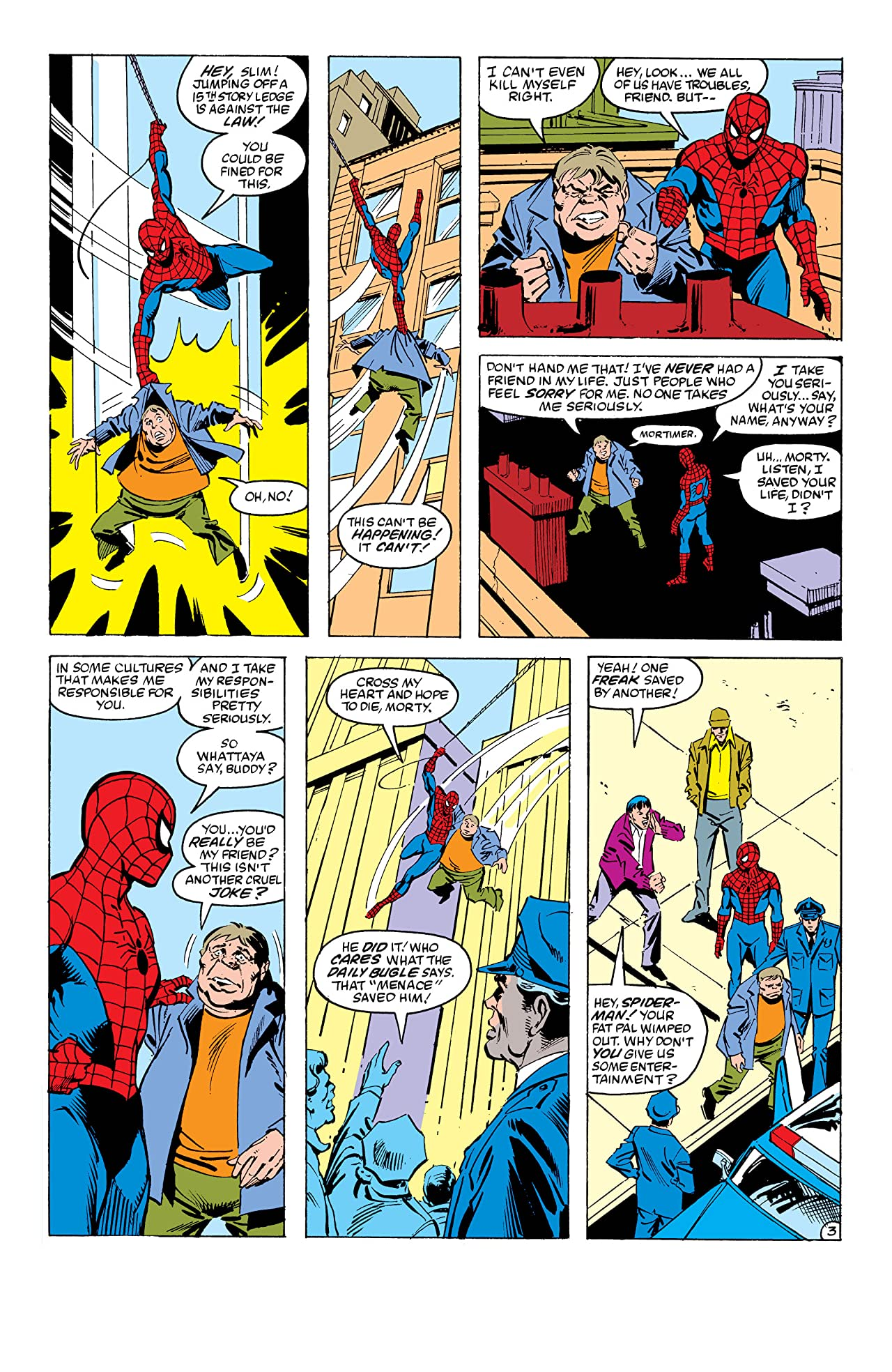 Amazing Spider-Man (1963-1998) #266