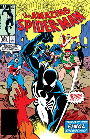 Amazing Spider-Man (1963-1998) #270