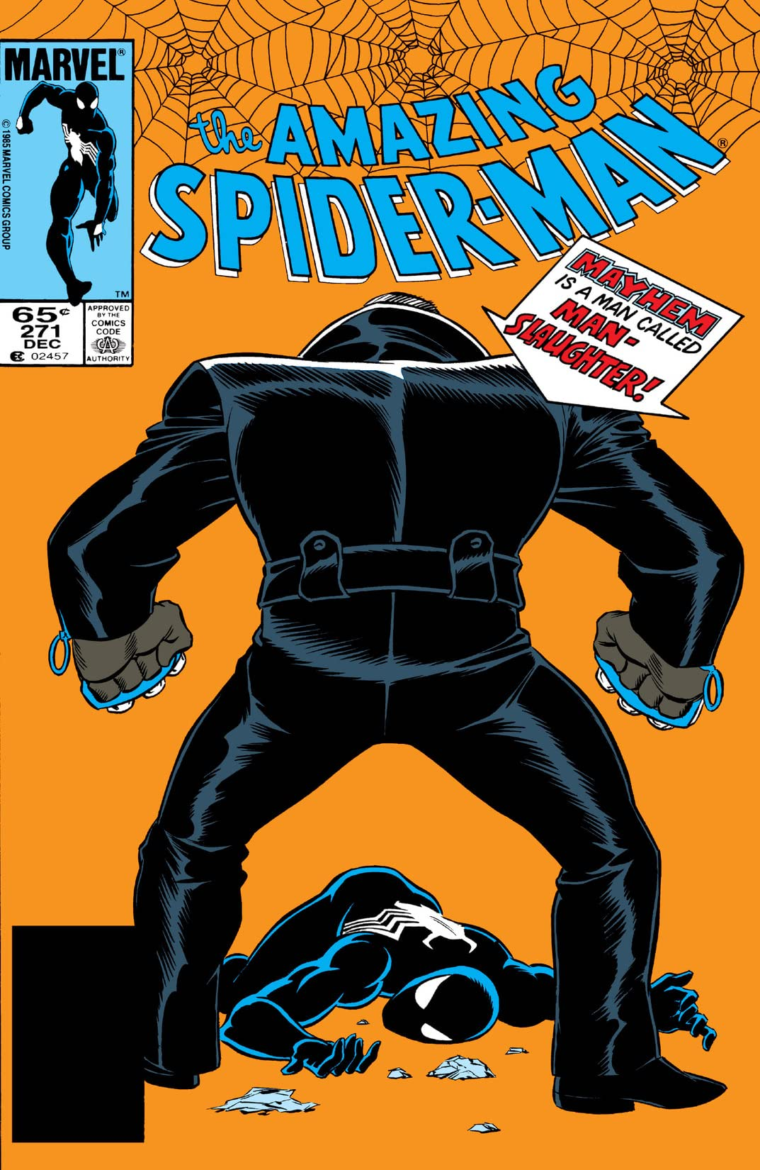 Amazing Spider-Man (1963-1998) #271