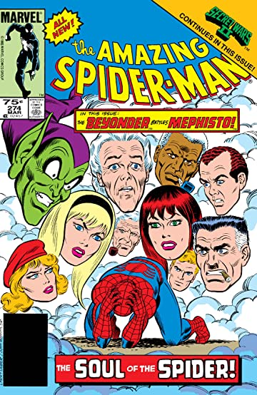 Amazing Spider-Man (1963-1998) #274