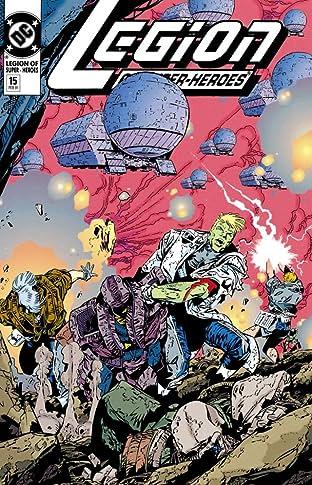 Legion of Super-Heroes (1989-2000) No.15