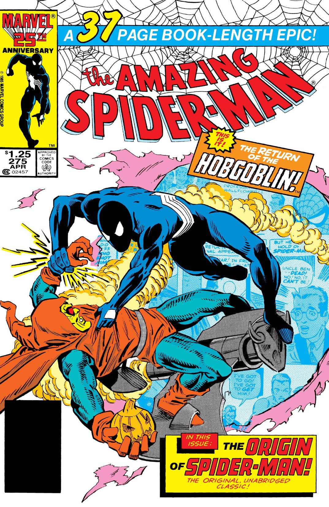Amazing Spider-Man (1963-1998) #275
