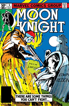 Moon Knight (1980-1984) #5
