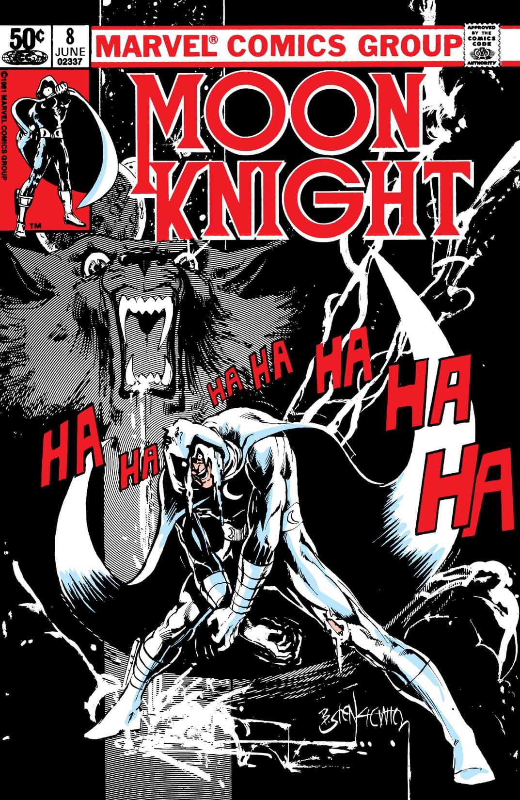 Moon Knight (1980-1984) #8