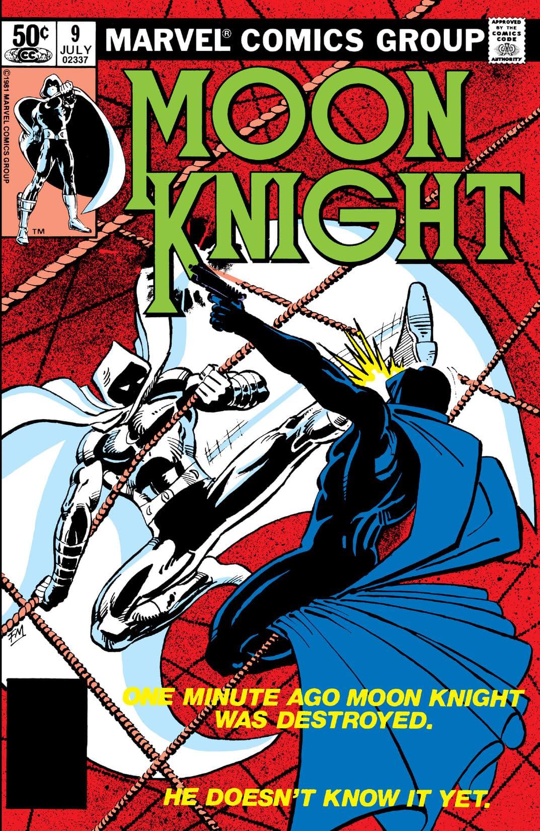 Moon Knight 1980 1984 9