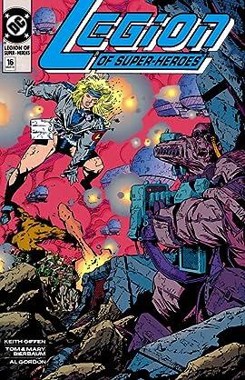 Legion of Super-Heroes (1989-2000) #16
