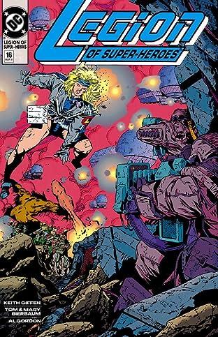 Legion of Super-Heroes (1989-2000) No.16