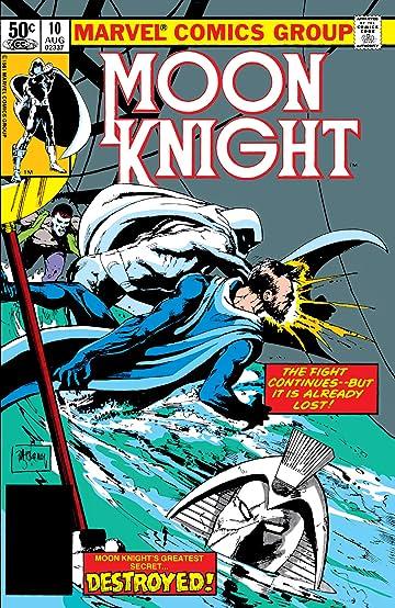 Moon Knight (1980-1984) #10