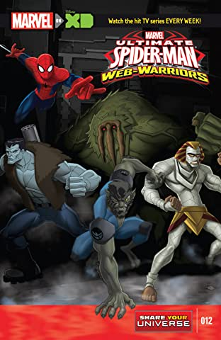 Marvel Universe Ultimate Spider-Man: Web Warriors (2014-2015) #12