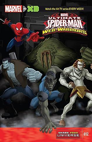Marvel Universe Ultimate Spider-Man: Web Warriors (2014-2015) #12