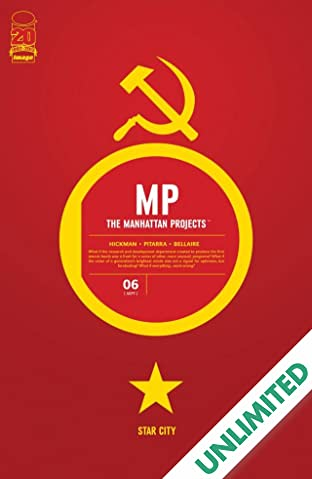 The Manhattan Projects #6