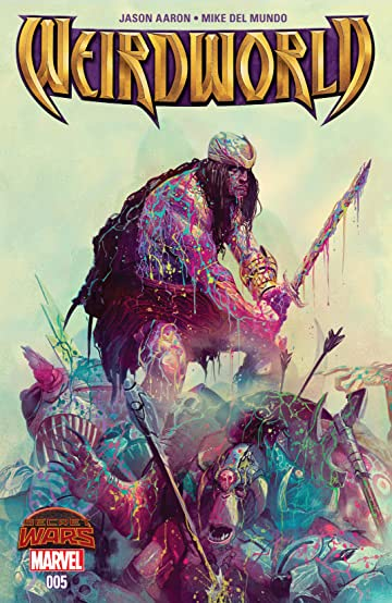 Weirdworld (2015) #5