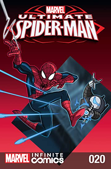 Ultimate Spider-Man Infinite Comic #20