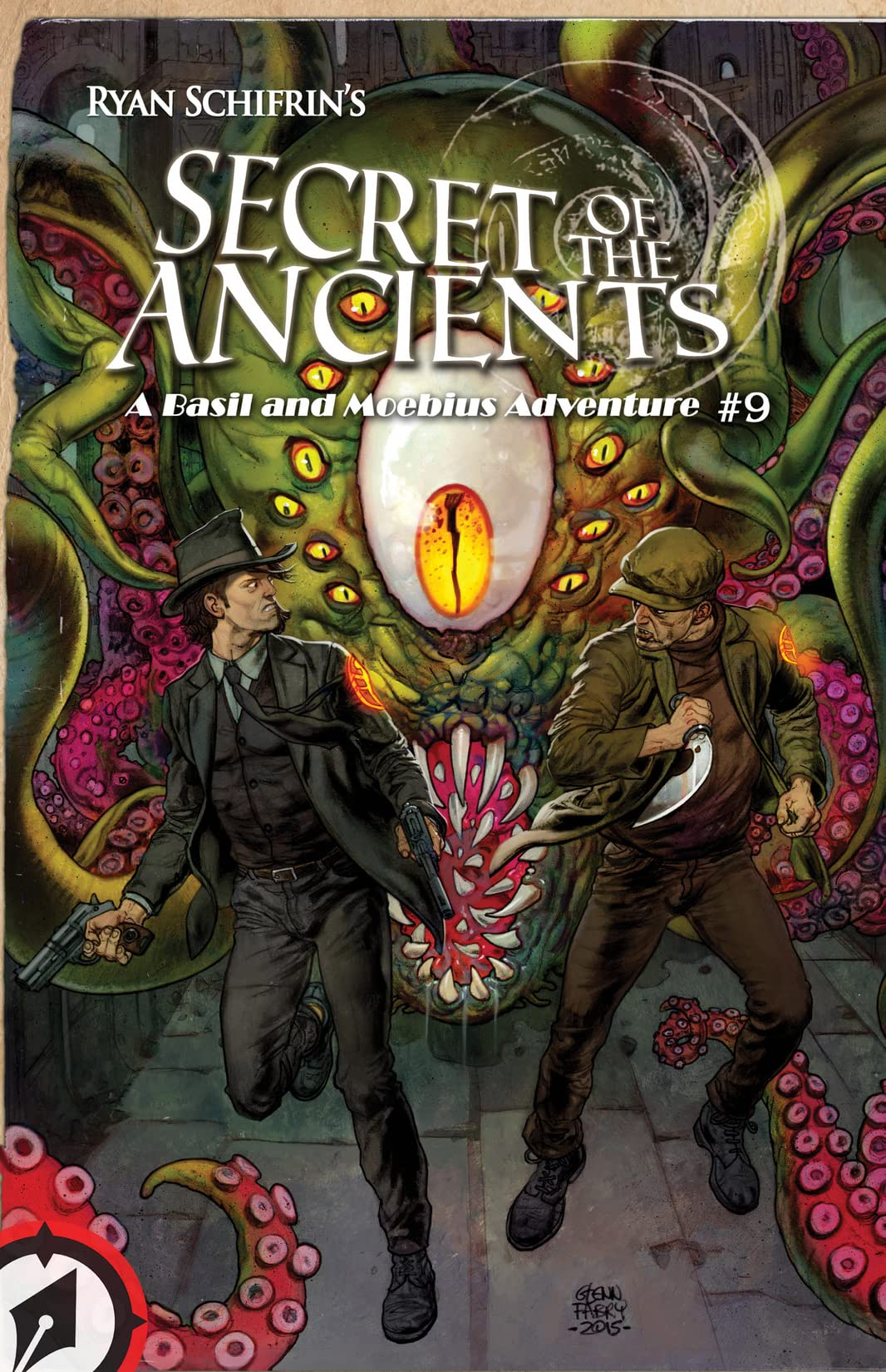 The Adventures of Basil and Moebius #9