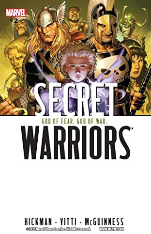 Secret Warriors Tome 2: God of Fear, God of War