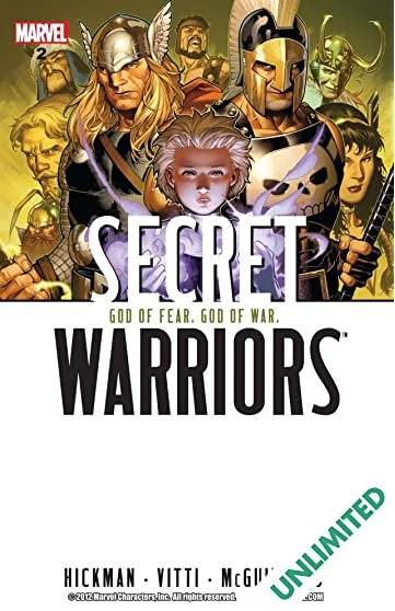 Secret Warriors Vol. 2: God of Fear, God of War
