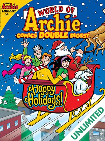 World of Archie Comics Double Digest #54