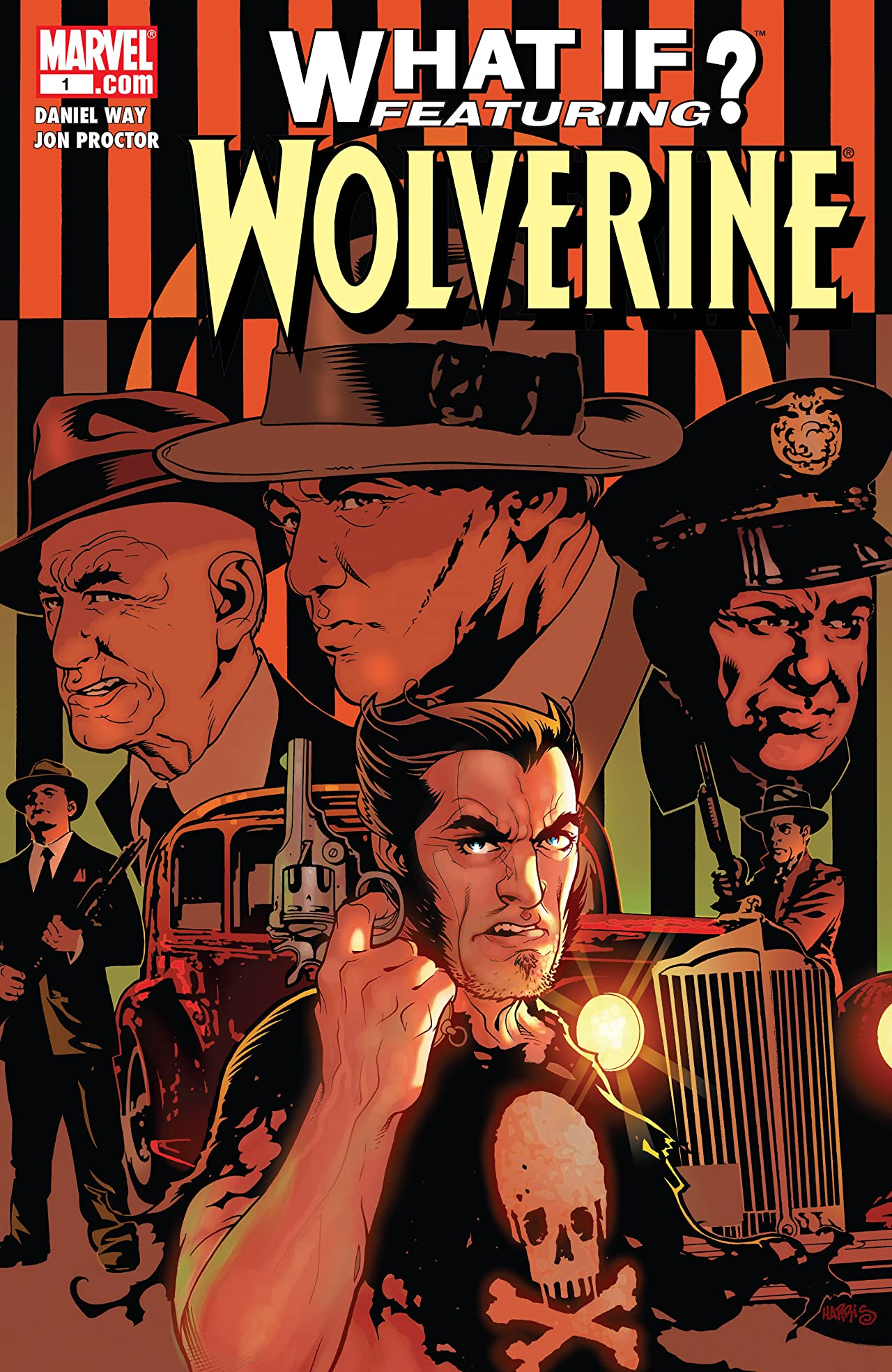 What If? Wolverine #1