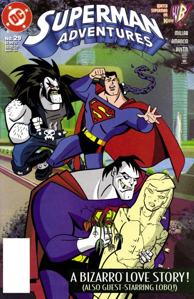 Superman Adventures (1996-2002) #29