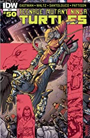 Teenage Mutant Ninja Turtles #50