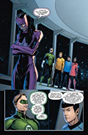 Star Trek/Green Lantern #4 (of 6)