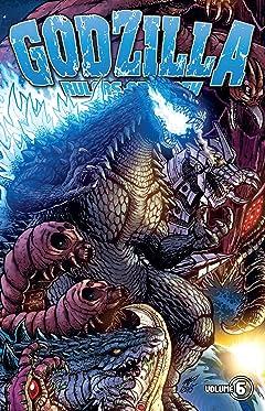 Godzilla: Rulers of Earth Vol. 6