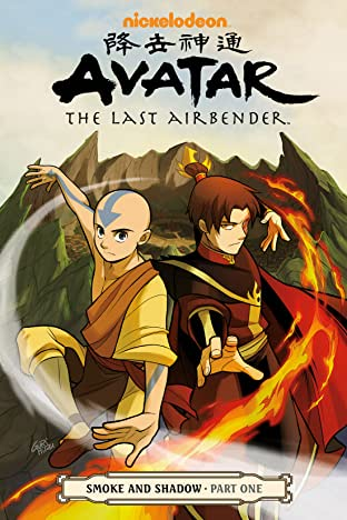 Avatar: The Last Airbender Vol. 10: Smoke & The Shadow Part 1