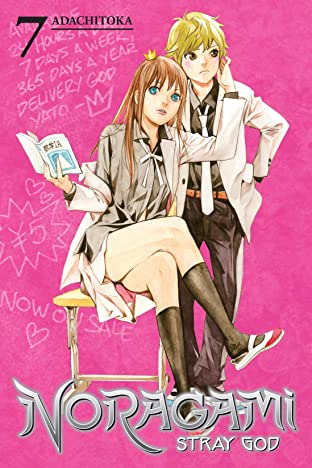 Noragami: Stray God Vol. 7