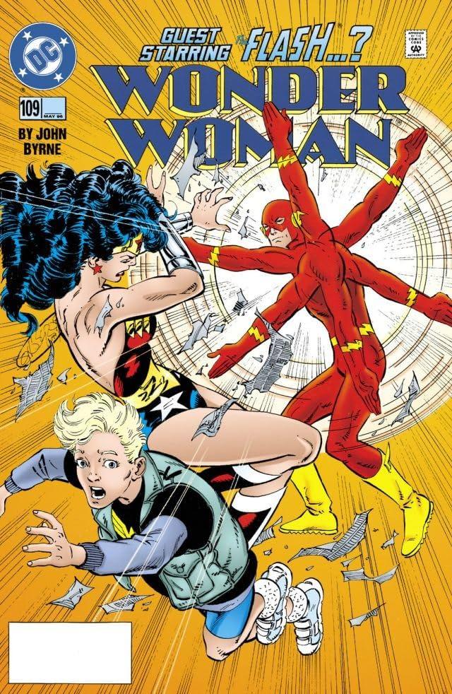 Wonder Woman (1987-2006) #109