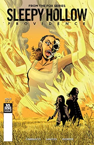 Sleepy Hollow: Providence #3