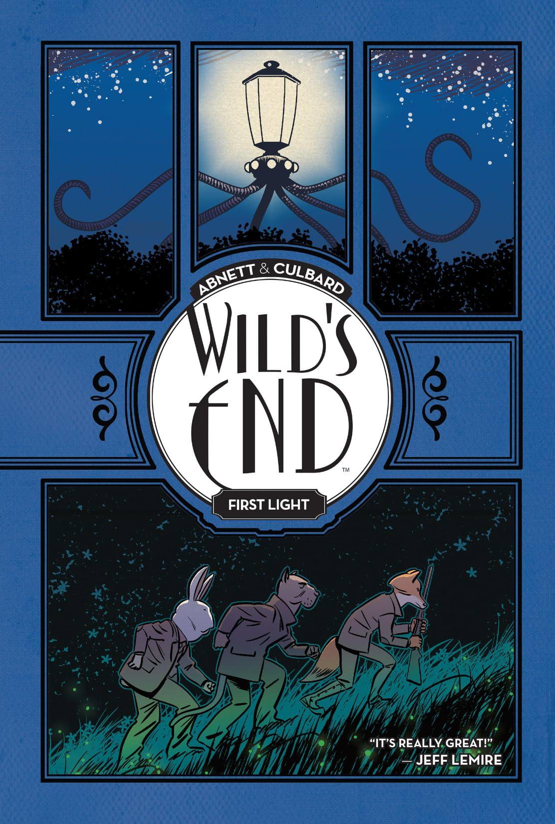 Wild's End Vol. 1: First Light