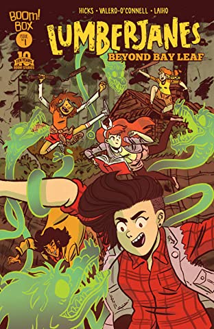 Lumberjanes: Beyond Bay Leaf Special No.1