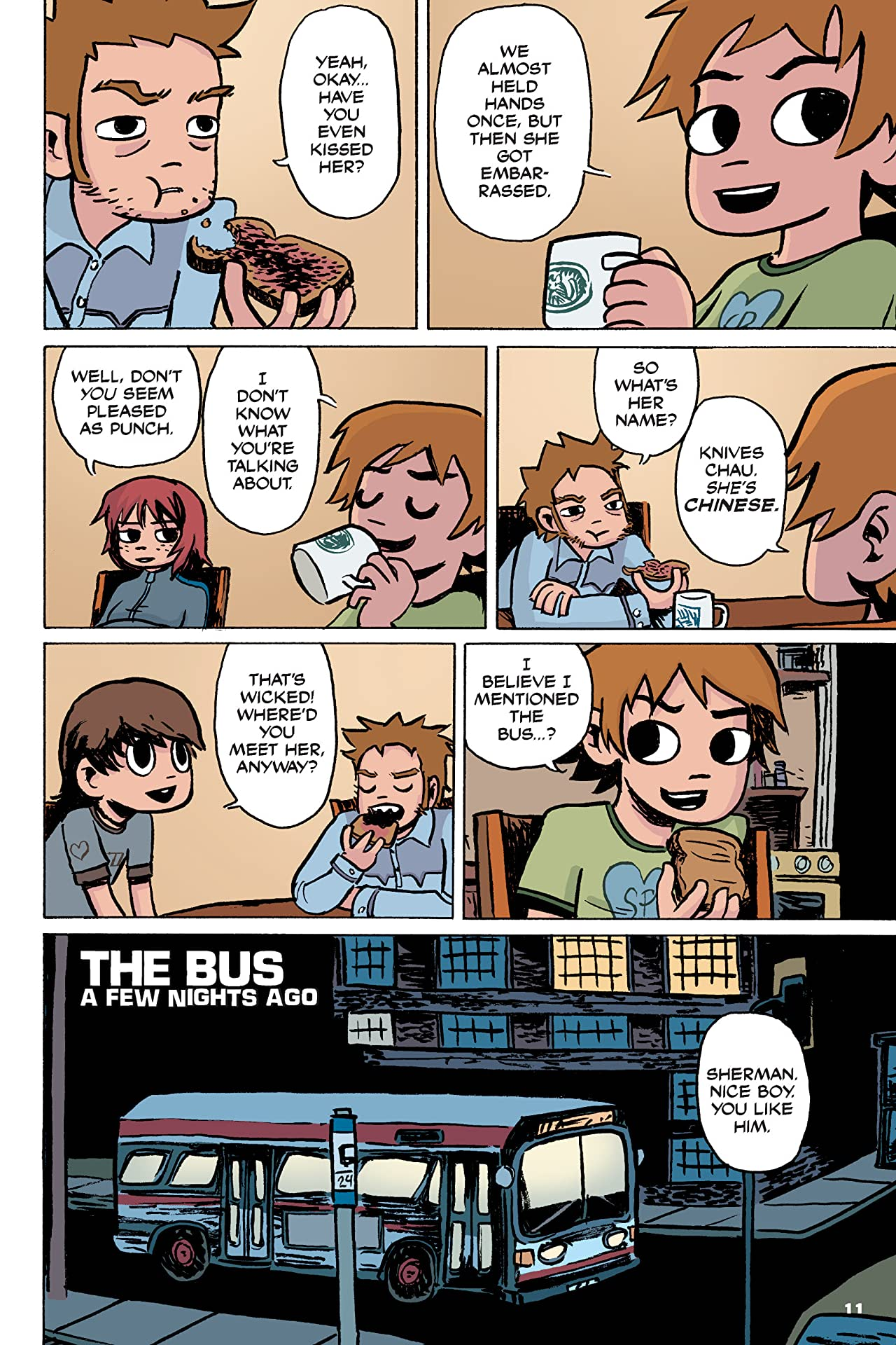 Scott Pilgrim Color Pdf