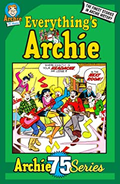 Archie 75 Series #3: Everything's Archie