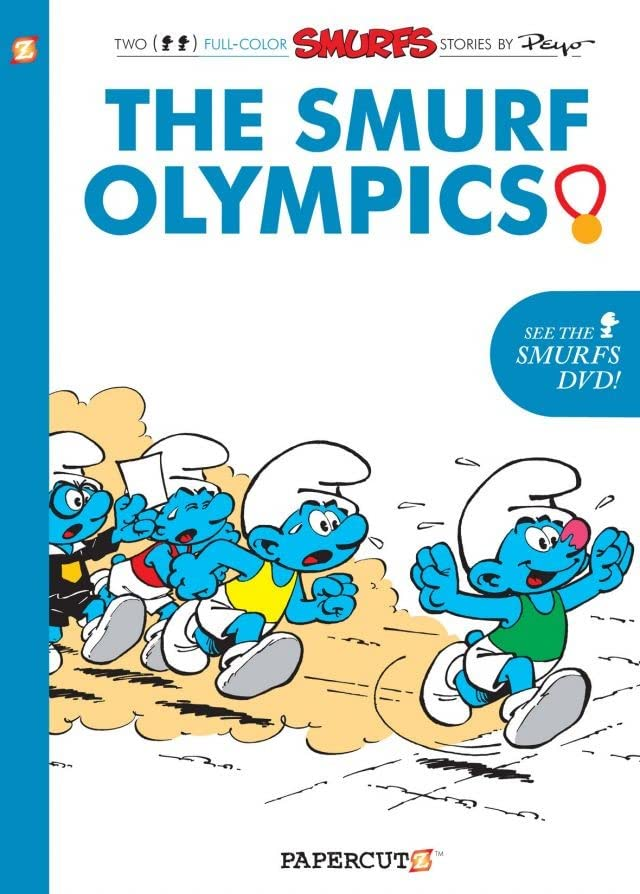 The Smurfs Vol. 11: Smurf Olympics Preview