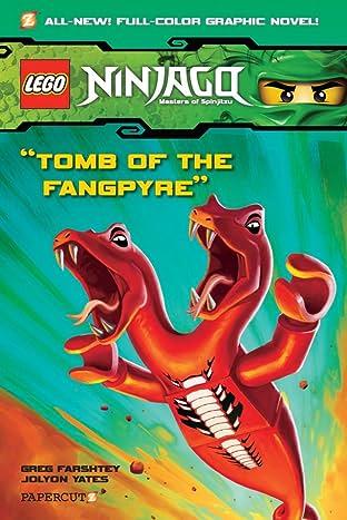 Ninjago Vol. 4: Tomb of the Fangpyre Preview
