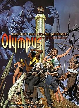 Olympus Vol. 2: Le Temple des Dieux