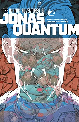 The Infinite Adventures of Jonas Quantum #2