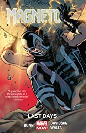 Magneto Vol. 4: Last Days