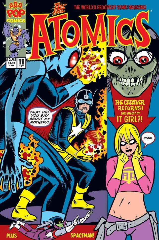 The Atomics #11
