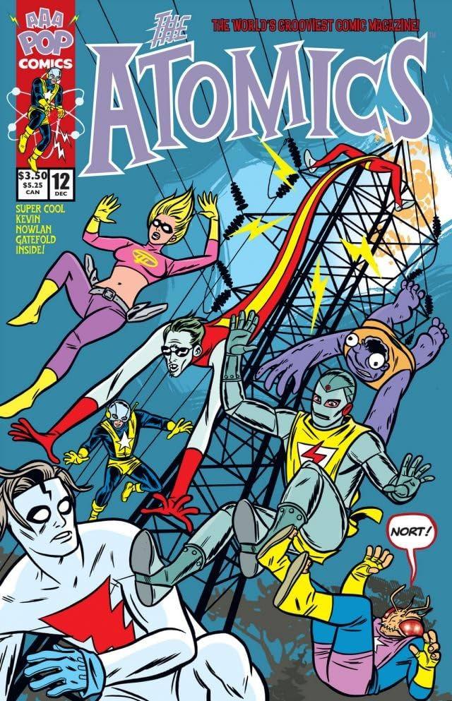 The Atomics #12