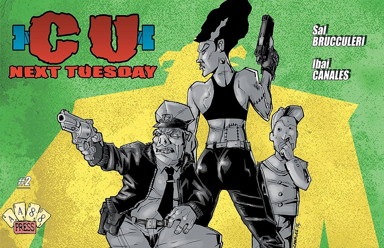C U Next Tuesday #2