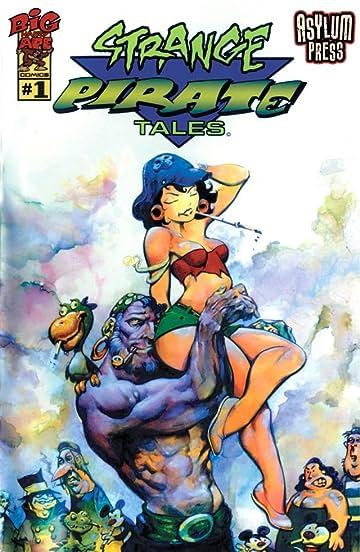 Strange Pirate Tales #1
