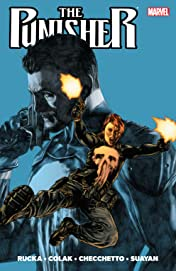 Punisher By Greg Rucka Vol. 3