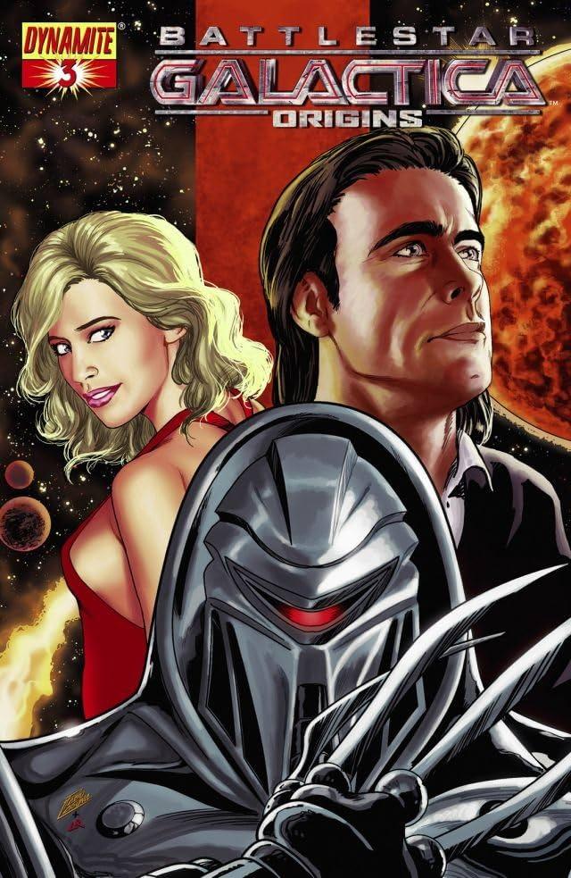 Battlestar Galactica: Origins #3