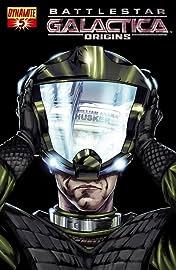 Battlestar Galactica: Origins #5