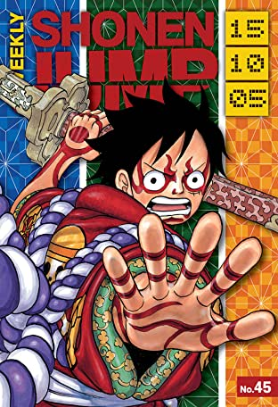 Weekly Shonen Jump Vol. 193: 10/5/2015