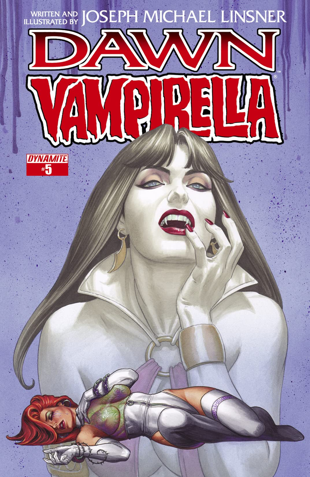 Dawn/Vampirella #5: Digital Exclusive Edition
